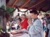 1994 m. Šv. Mišias koncelebruoja kun. Izydor Sadowski SDB