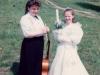 1994 m. Sesuo Barbara Gospodarczyk CMN ir Sabina Baniukiewicz, dabartinė vaikų choro vadovė