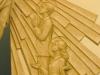 Pagrindinio altorius fragmentas. Autoriai kun. Leszek Kruczek SDB ir kun. Robert Kruczek SDB