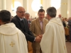 Ramybės palinkėjimas – Lenkijos ambasadorius Lietuvoje Janusz Skolimowski ir Lazdynų deputatas Gintaras Steponavičius