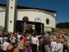 Parapijiečiai šventės metu