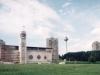 1998 m. vasara. Bažnyčios statyba