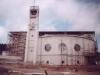 1999 m. vasara. Bažnyčios statyba