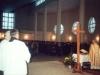 2000 m. gruodžio 24 d. Pirmosios Šv. Mišios bažnyčioje