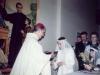 1995 sausio 31 d. Koplyčią šventina arkivyskupas Audrys Juozas Bačkis