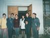 1995 m. Kun. Mykolas Petravičius SDB su parapijiečiais
