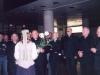 1996 m. rugpjūčio 12 d. Į kertinio bažnyčios akmens šventinimo iškilmę atvyko saleziečių vyriausiasis rektorius kun. Edmundo Vecchi SDB. Svečias sutinkamas Vilniaus oro uoste
