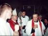 2000 m. Sutvirtinimo sakramentą teikia vysk. Jonas Boruta. Su vyskupu - parapijos klebonas kun. Mykolas Petravičius SDB