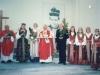 2001 m. Kun. Izidoriaus Sadausko SDB 40 metų kunigystės jubiliejus