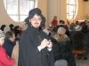 2005 m. Užgavėnių šventė vaikams. Nuotraukoje kun. Alessandro Barelli SDB