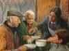 """Mama Margarita visuomet priimdavo besibeldžiančius vargšus. Ji aiškino: """"Dievas yra visur, bet labiausiai – vargšuose."""""""