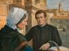 Būdamas dvidešimties Jonas priėmė svarbiausią savo gyvenime sprendimą – įstojo į seminariją.