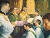 1841 m. birželio 5 d. Turino arkivyskupas Joną įšventino kunigu. Jam tuo metu buvo 26 metai ir jis tapo kunigu Bosko. Taip išsipildė pirmoji jo didžiosios svajonės dalis.