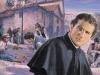 Kun. Bosko vaikščiodavo Turino, miesto, kuriame buvo įšventintas kunigu ir kuriame ketino pasilikti, gatvėmis ieškodamas vargšų ir pasimetusių jaunuolių.