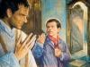 Po Šv. Mišių kun. Bosko išmokė Bartolomėjų persižegnoti. Jo darbas prasidėjo paprastu katekizmu.