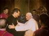 Popiežius Pijus IX laikė kunigą Bosko geru savo draugu ir dažnai kvietė jį į Romą norėdamas pasitarti dėl svarbių sprendimų