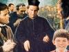 """1876 m. kun. Bosko įkūrė naują šeimą: Saleziečių Bendradarbius. Prieš pat savo mirtį, auštant 1888 m. sausio 31 d., jis jiems tarė: """"Be jūsų artimo meilės, būčiau galėjęs padaryti mažai arba nieko."""""""
