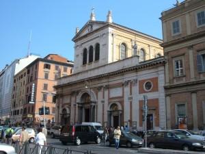 Švč. Jėzaus Širdies bazilika Romoje