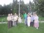 """""""Tikėjimo ir Šviesos"""" bendruomenės stovykla Tverečiuje"""